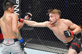 """Nathaniel """"The Prospect"""" Wood: Top 5 MMA Finishes"""