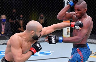 Ottman Azaitar: Top 5 MMA Finishes