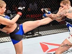 Paige VanZant: Top 5 MMA Finishes