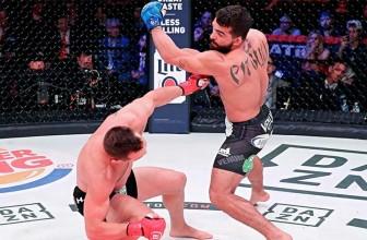 """Patrício """"Pitbull"""" Freire: Top 5 MMA Finishes"""