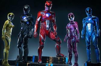 Power Rangers Trailer Arrives Online!