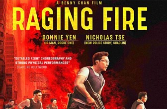 RAGING FIRE: Win Tickets to the UK (LEAFF) Premiere on Oct. 21!