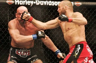 """Randy """"The Natural"""" Couture: Top 5 MMA Finishes"""
