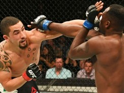 """Robert """"The Reaper"""" Whittaker: Top 5 MMA Finishes"""