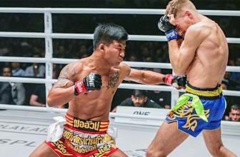 "Rodtang ""The Iron Man"" Jitmuangnon: Top 5 Muay Thai Finishes"
