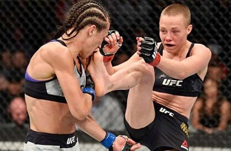 Rose Namajunas: Top 5 MMA Finishes