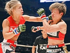 Seo Hee Ham: Top 5 MMA Finishes