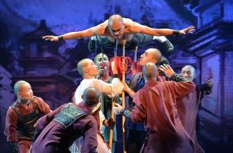 Shaolin Live (2015)