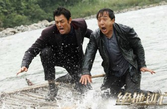 New Jackie Chan trailers!
