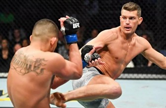 "Stephen ""Wonderboy"" Thompson: Top 5 MMA Finishes"