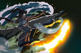 The Legend of Korra – Book Three: Change