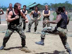 Top 10 Chuck Norris Movie Fight Scenes