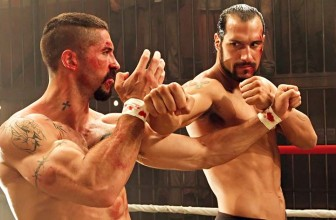 Top 10 Scott Adkins Movie Fights