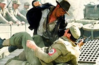 Top 5 Indiana Jones Movie Fights