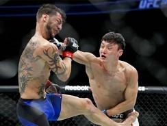 Top 5 MMA Finishes – Doo Ho Choi