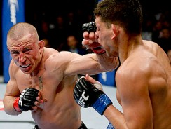 Top 5 MMA Finishes – Georges St-Pierre