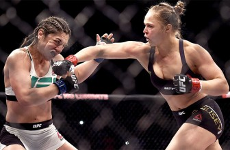Top 5 MMA Finishes – Ronda Rousey