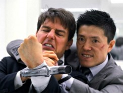 Top 5 Mission: Impossible Fight Scenes