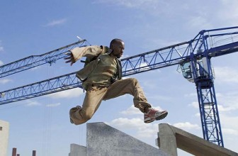 Top 5 Parkour Movie Stunt Scenes