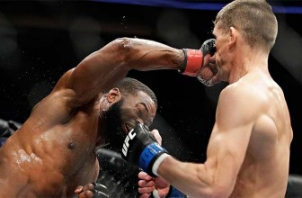 Tyron Woodley: Top 5 MMA Finishes