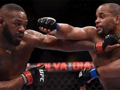 UFC 214: Daniel Cormier VS Jon Jones