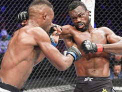 Uriah Hall: Top 5 MMA Finishes