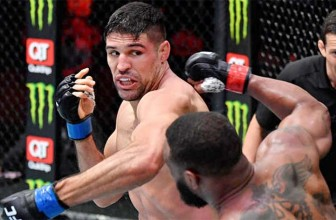 Vicente 'The Silent Assassin' Luque: Top 5 MMA Finishes