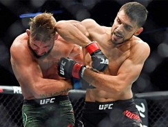 Yair Rodriguez: Top 5 MMA Finishes