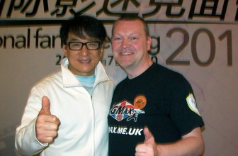 Jackie Chan's Birthday Party!