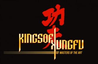 Kings of Kung Fu game launches Kickstarter!