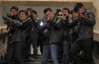 The Raid 2 Gang War deleted scene released!
