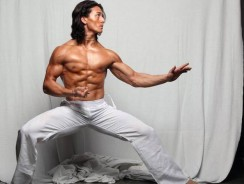 Tiger Shroff workout and diet plan